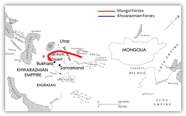 Mongol Invasion